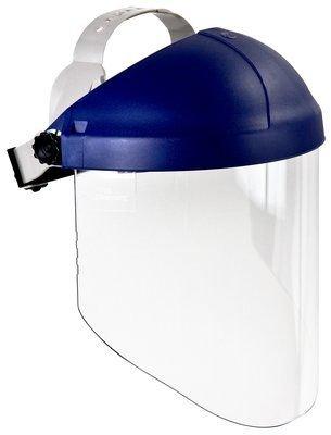 3M 82782 Ratchet Headgear H8A 82782-00000 with Clear Propionate Faceshield W96 5 Ea/Case 7000127243