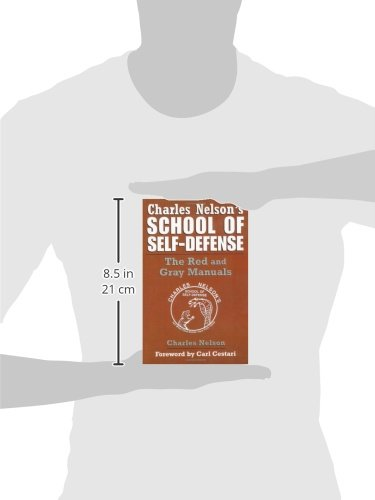 Charles-Nelsons-School-Of-Self-defense-The-Red-and-Gray-Manuals