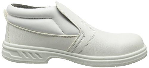 Portwest FW83, colore: bianco, 10 pezzi, colore: bianco su per bagagliaio, antiscivolo