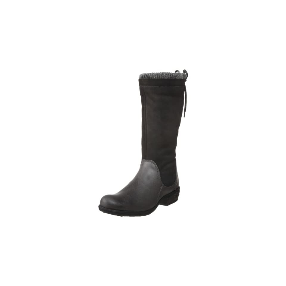 Bos & Co Womens Sweater Knee High Boot