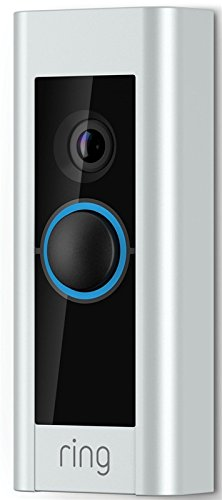 Ring/Bot Home Automation 88LP000CH000 Pro Video Doorbell, Wi-Fi Connected - Quantity 4 by Ring