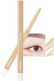 COLORGRAM Artist Formula Cream Liner 0.25g 8 Colors - True Beauty K-Drama Makeup, Intense Color with Smooth Te