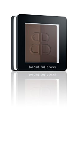 Beautiful Brows Duo Refill Dark Brown/Chocolate Eyebrow Powder