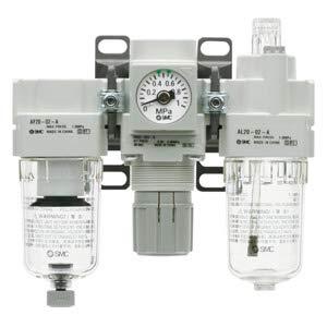 SMC AC40-F04G-B Air Filter Regulator And Lubricator