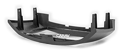 Carav 11-730 Car Stereo Radio installation frame Double Din in Dash Facia Fascia Kit for CHANGAN Alsvin V5 2010-2013 / CHANA Alsvin V5 2010-2013 with 17398mm/178100mm/178102mm by CARAV (Image #1)