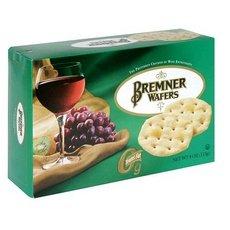 Bremner B73113 Bremner Wafers, Original Plain -12x4oz