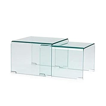 45 2 Tables 5 Neil Soliving BassesVerreTransparent49 Set X nw8kX0PO