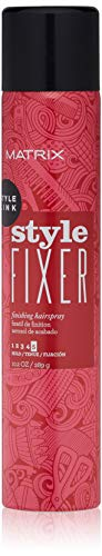 Matrix Style Link Style Fixer Finishing Hairspray Strong Hold, 10.2 Oz. (Packaging May Vary)