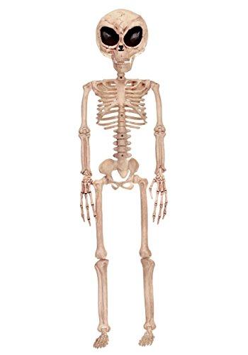 Crazy Bonez Alien Skeleton - Bone Color