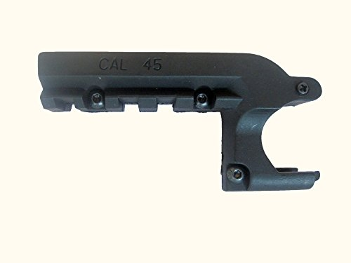 1911 Light Mount - DLP Tactical Picatinny Rail Adapter Mount for Colt 1911 and Clones
