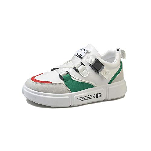 Ff Size Eu36 cn35 Shoes Chaussures White Sport 5 couleur Autumn De Women's Small Green uk3 rvTqrPx
