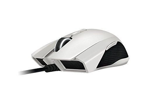 Razer Taipan Gaming Maus - Weiß (Zertifiziert und Generalüberholt)