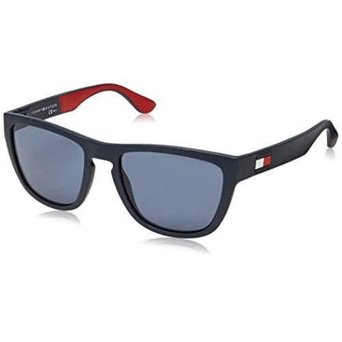 Tommy Hilfiger Men's Th1557/S Rectangular Sunglasses