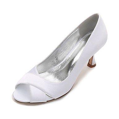 Las UK6 Primavera Rhinestone Shoes RTRY Verano Rubí Heelivory Boda Azul Mujeres'S Confort Champán Satin US8 Plana amp;Amp; Bowknot EU39 Noche De CN39 Vestido Wedding dY4SxqwSB