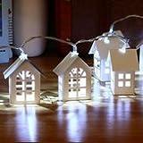 Best christma tree light - Thread Illumination - Led Metal House String Light Review
