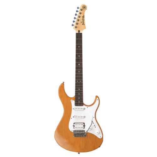 (Yamaha Pacifica Series PAC112J Electric Guitar; Natural)