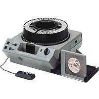 Kodak Ektagraphic III AT Slide Projector by Kodak