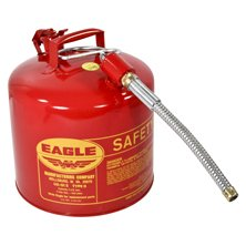 Fuel Can; Eagle Type-II Safety Cans (5 gallon) by SUNBELT OUTDOOR PRODUCTS