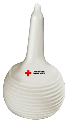 First Years Y7059 American Red Cross Hospital Style Nasal Aspirator