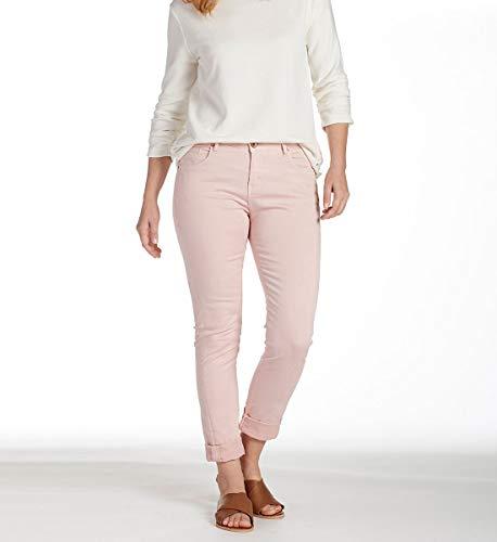 - Jag Jeans Women's Carter Girlfriend Jean, Conch Shell, 0