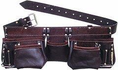 11 Pocket Tool Bag Belt / Tool Apron