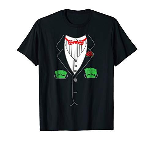 Halloween Mob Boss Shirt | Hoodlum Human Suit Outfit Gift