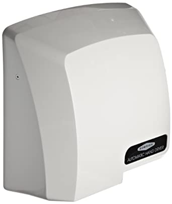 Bobrick 710 Compact Automatic Hand Dryer, 115V, Gray