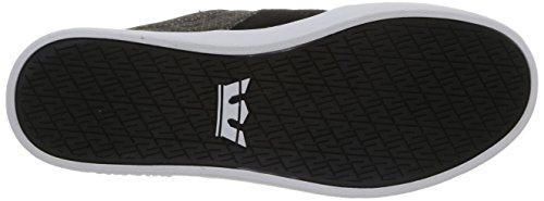 Fashion bronzo Black bianco Stacks Ii Supra Uomo Sneakers nero Ax1nazFpqw