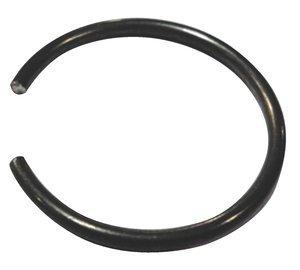 M22 Hardened Spring Steel DIN 7993B Internal Snap Ring, Pack of 10