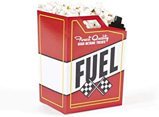 Race Car Fuel Can Popcorn Boxes, 24 Count -