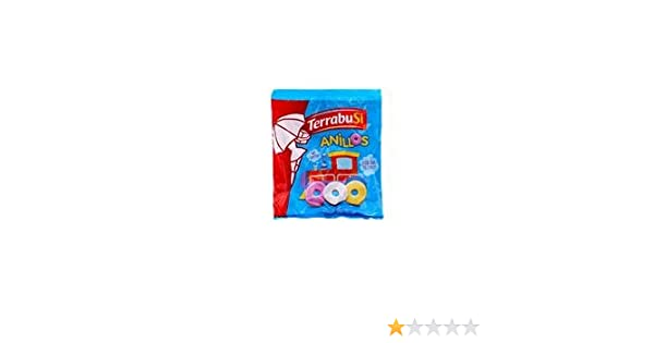 Amazon.com: Terrabusi Galletitas / Assorted Cookies (Anillos, 160 gr.)