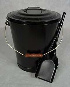 Amazon Com Fireplace Hearth Ash Coal Hod Bin Bucket