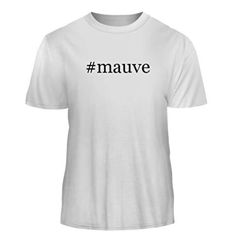 (Tracy Gifts #Mauve - Hashtag Nice Men's Short Sleeve T-Shirt, White, XX-Large)