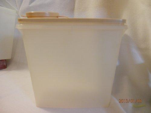 tupperware cereal keeper lid - 2