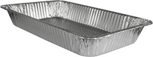 - Handi Foil Deep Economy Steam Table Pan - Full Size - 50 per case.