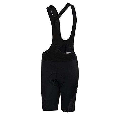 (Women's 6D Padded Classic Bib Cycling Bib Shorts Black)