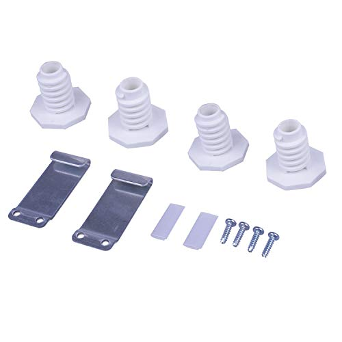 Siwdoy W10869845 Stack Kit Compatible with Whirlpool Standard & Long Vent Dryer W10298318RP AP6047938 -
