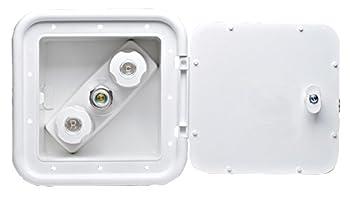 Phoenix (SA-HC-BTW-RT) Spray-Port Outlet Box