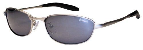 Aviator Sunglasses Spring Hinges JMAV6 (Silver & - Sunglasses Jimarti