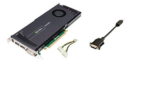 DELL 38XNM NVIDIA Quadro 4000 2GB GDDR5 400 MHz PCI-E Graphics Card