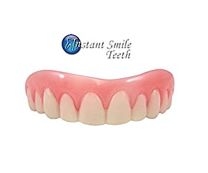Secure Instant Smile Cosmetic Novelty Teeth-One Size Fits Most