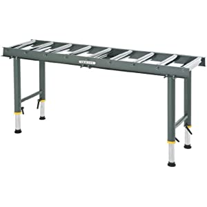 Shop Fox D2271 Heavy-Duty 9 Roller Table