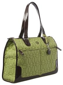 Work To Play Bag - Green
