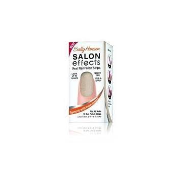 Amazon.com : Sally Hansen Nail Salon Effects Nail Polish Strips ...
