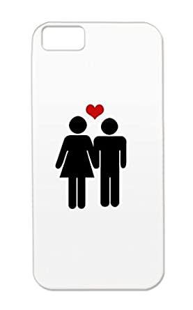 True Love Heart Red Dustproof For Iphone 5c Tpu Vday Couples Love
