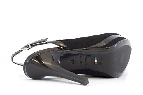 Nero Giardini , Damen Pumps Schwarz Nero 37