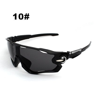 Cycling Sunglasses - Mens Cycling Glasses - Wind Cycling Glasses - Cycling Glasses Bike Goggles For Women/Men Outdoor Sports Sunglasses Uv400 Big Lens Spectacles Sunglasses Oculos Ciclismo( - Change Lenses Sunglass