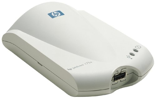 HP Jetdirect External Print Server/Internet Connector for USB Printers and Ethernet Networks (J6035A#ABA)