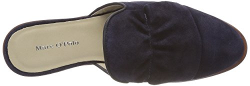 Marc O'Polo Women's Sabot 80214153702303 Loafers Blue (Navy 890) buy cheap for sale Cheapest sale online sale release dates official site cheap price sale pay with paypal YCoI2