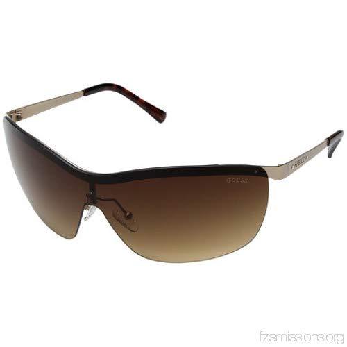 Guess GF6032-0032F Gafas de Sol, Marrón, 51 para Mujer ...